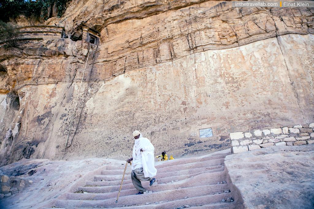 Debreh Damo Monastery, Ethiopia