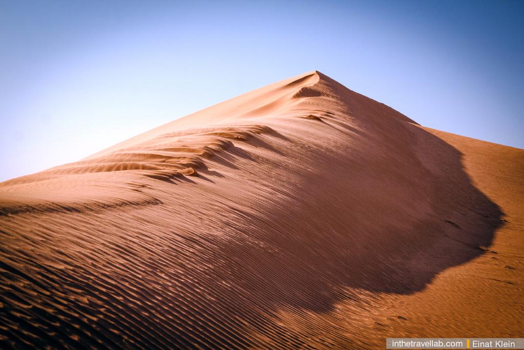 Wadi Rum Dunes