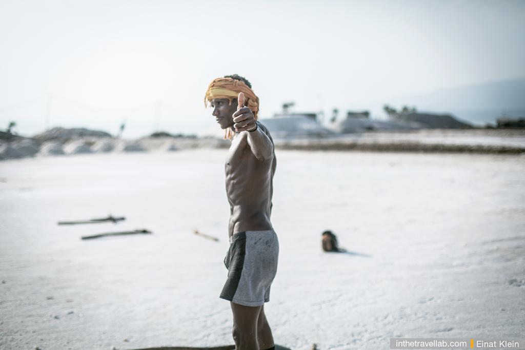 Danakil Depression, Ethiopia