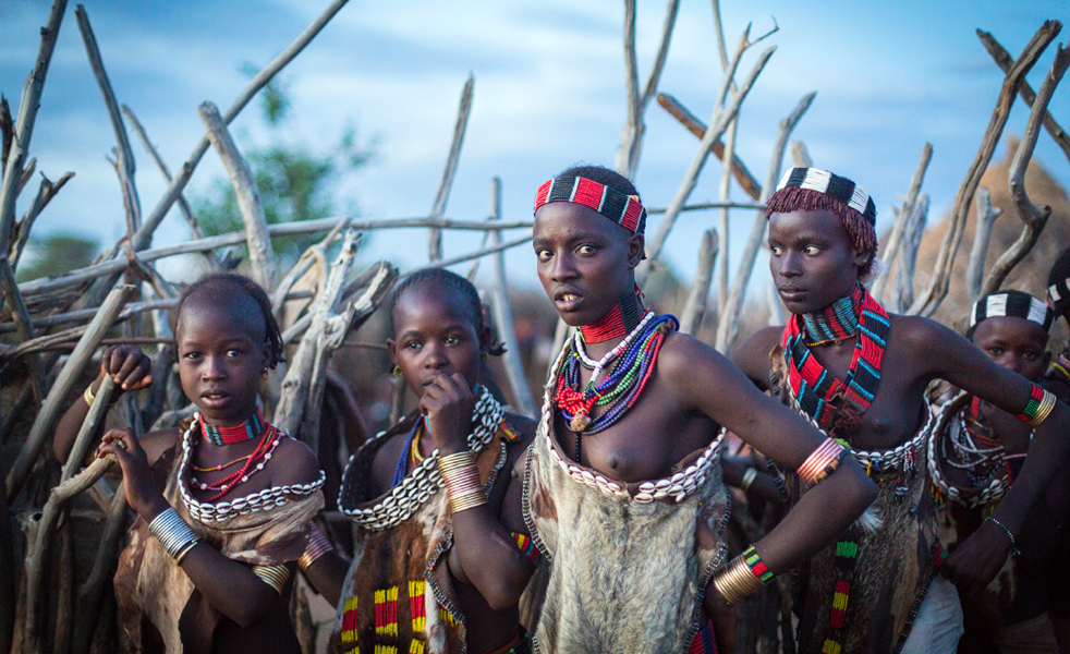 Omo valley, photo (c) Einat Klein