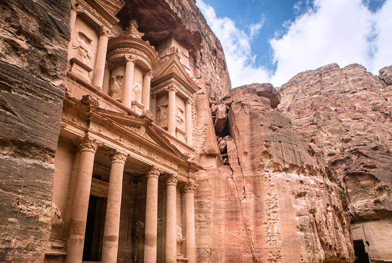 Petra and Nabatean secrets